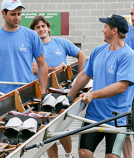 Melbourne Rowing Programs